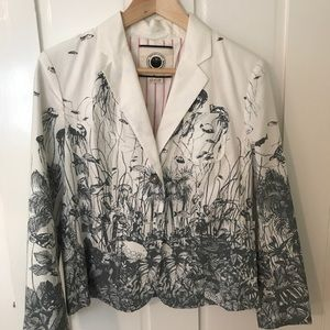 NWOT Daughters of the Liberation Sea Nettle Blazer